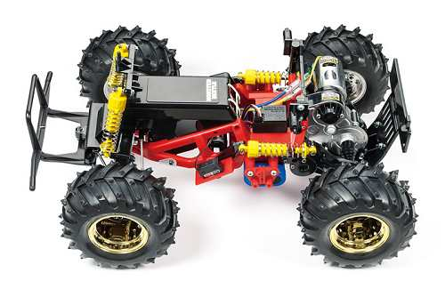 Tamiya Monster Beetle 2015 #58618 Chassis