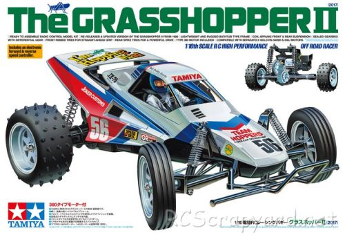 Tamiya The Grasshopper II (2017) #58643