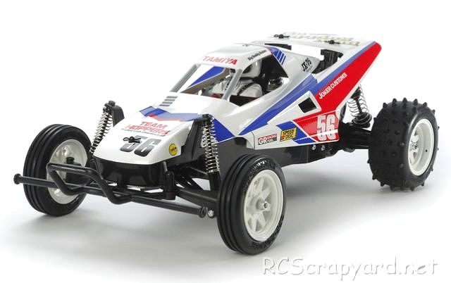 Tamiya The Grasshopper II (2017) - #58643