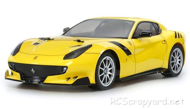 Tamiya Ferrari F12 TDF - #58644 - TT-02