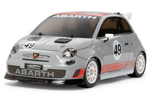 Tamiya Abarth 500 Assetto Corse