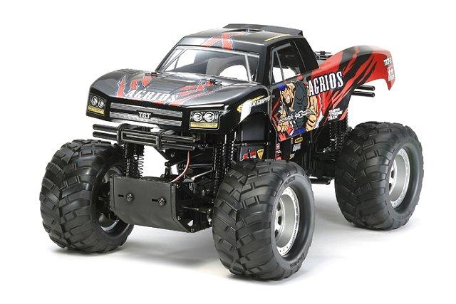 Tamiya Agrios #58549 - 1:10 Electric Monster Truck