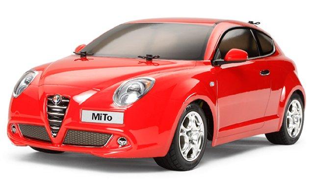Tamiya Alfa-Romeo-MiTo - #58453 M-05