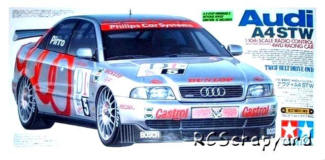 Tamiya Audi A4 STW - #58182 TA-03F