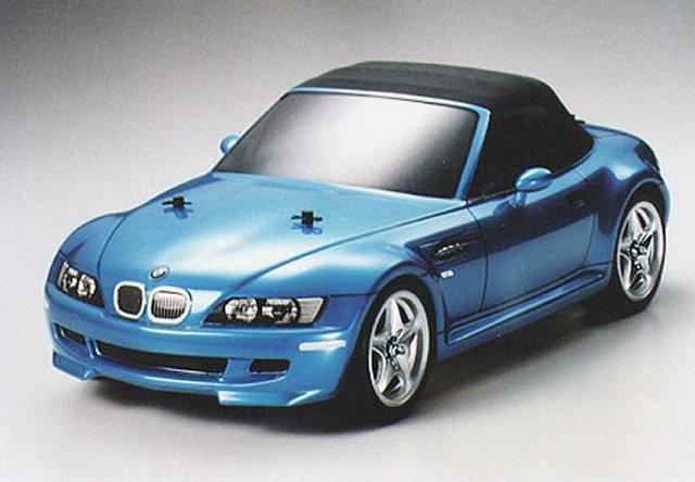 Tamiya BMW-M-Roadster