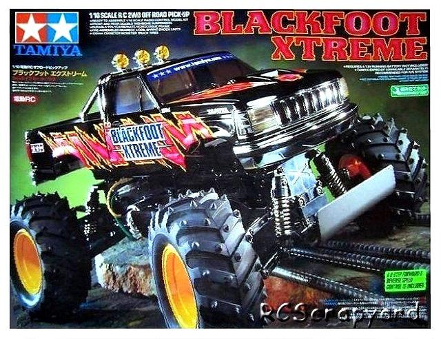 Tamiya Blackfoot Xtreme - #58312