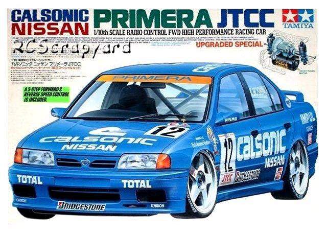 Tamiya Calsonic Nissan Primera JTCC - #58151 FF01