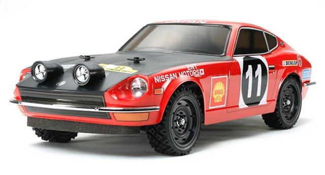 Tamiya Datsun 240Z Rally
