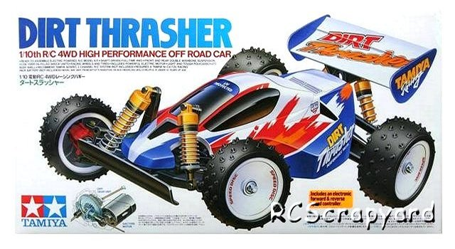 Tamiya Dirt Thrasher - #58160 DF01