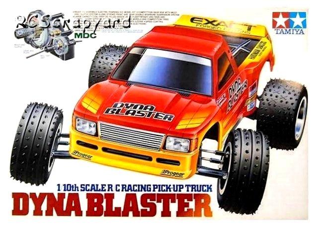 Tamiya Dyna Blaster - #58123