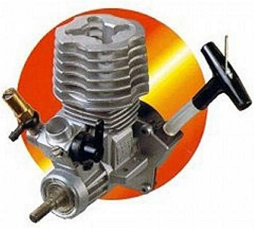 Tamiya FS-12SS engine