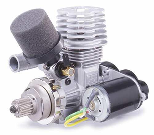 Tamiya FS-18S engine