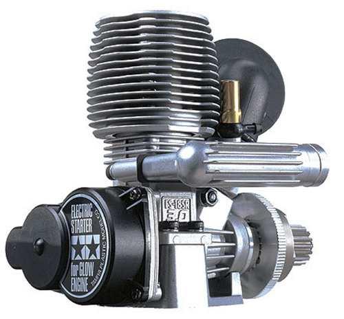 Tamiya FS-18SR engine