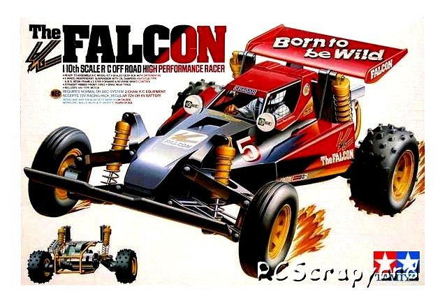 Tamiya Falcon - #58056