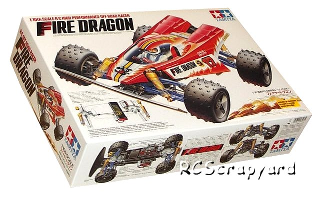 Tamiya Fire Dragon - #58403