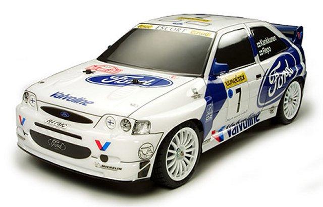 Tamiya Ford-Escort-WRC