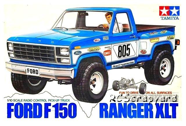 Tamiya Ford F-150 Ranger XLT - #58027