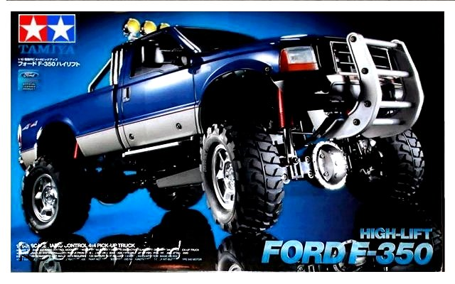 Tamiya Ford F350 High-Lift - #58372