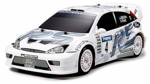 Tamiya Ford-Focus-RS-WRC-03