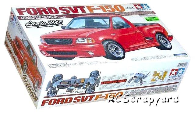 Tamiya Ford SVT F-150 Lightning - #58222 TL01