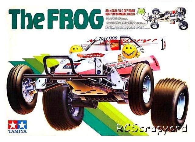 Tamiya Frog - #58041
