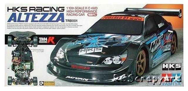 Tamiya HKS-Racing-Altezza - #58276 TA-04R