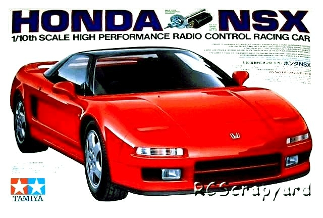 Tamiya Honda-NSX - #58094 Group C