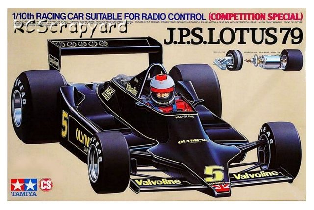 Tamiya JPS Lotus 79 Competition Special - #58020