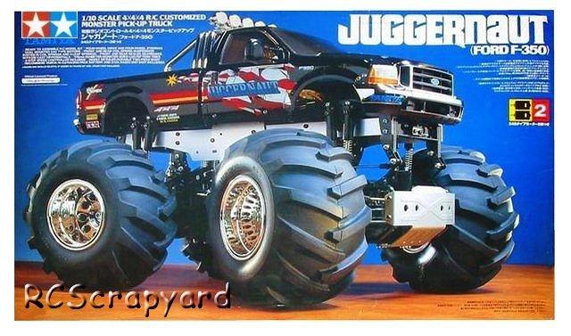 Tamiya Juggernaut - #58232