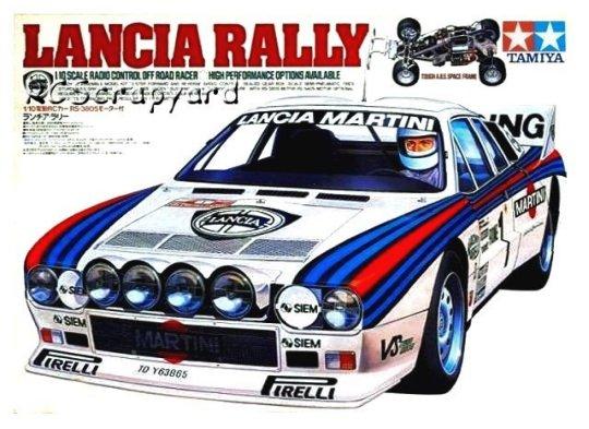 Tamiya Lancia-Rally - #58040