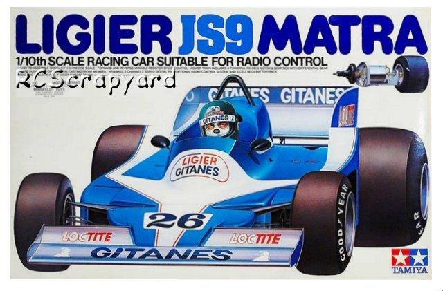 Tamiya Ligier JS9 Matra - #58010