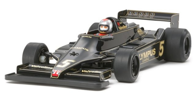Tamiya Lotus-Type-79 - #84122 F104W