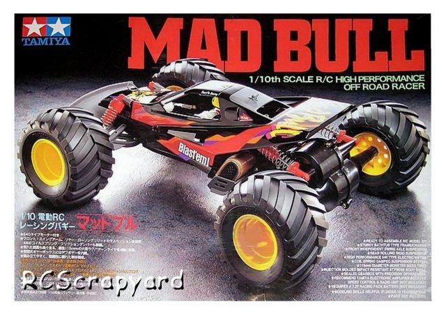 Tamiya Mad Bull - #58205