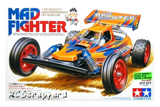 Tamiya Mad Fighter - #58275 DT01