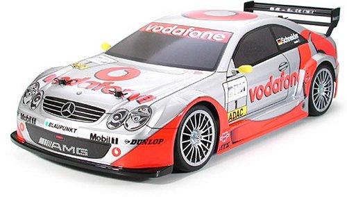 Tamiya Mercedes Benz CLK DTM Team Vodafone