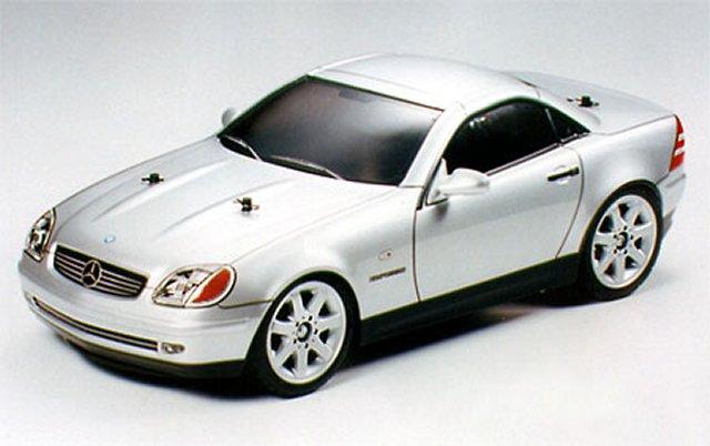 Tamiya Mercedes-Benz-SLK