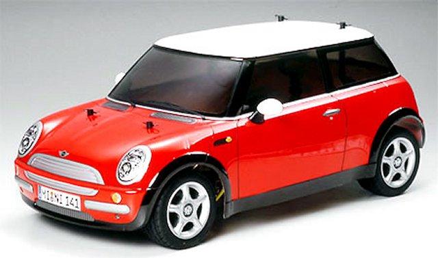Tamiya Mini-Cooper-M-03L