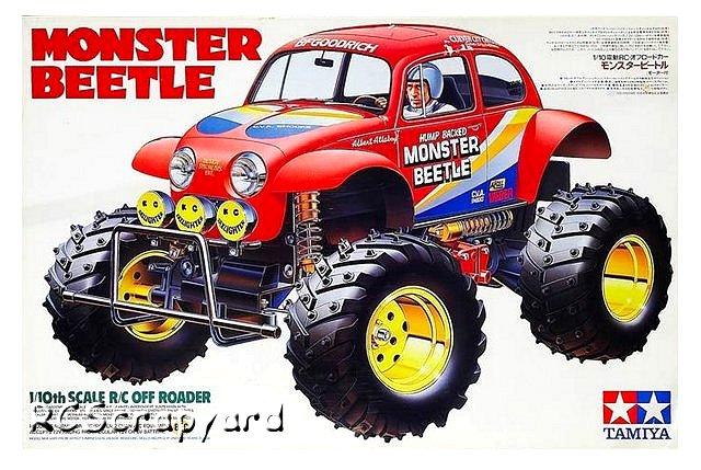 Tamiya Monster Beetle - #58060