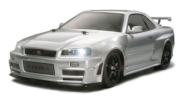 Tamiya Nismo R34 GT-R Z-Tune