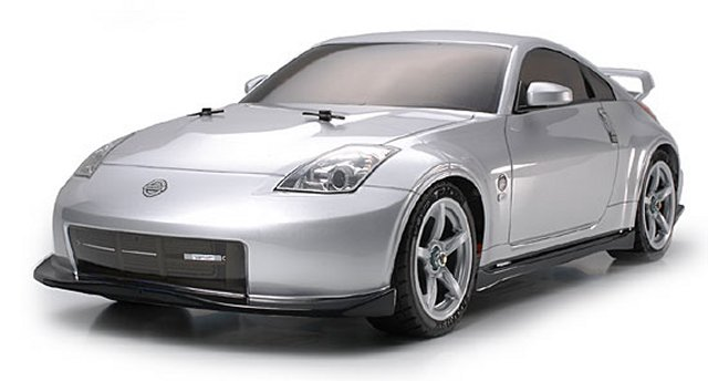 Tamiya Nissan Fairlady   Z-Version NISMO