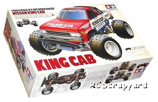 Tamiya Nissan King Cab - #58081