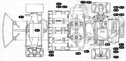 58001  u2022 tamiya porsche 934 turbo rsr  u2022  radio controlled model archive   u2022 rcscrapyard