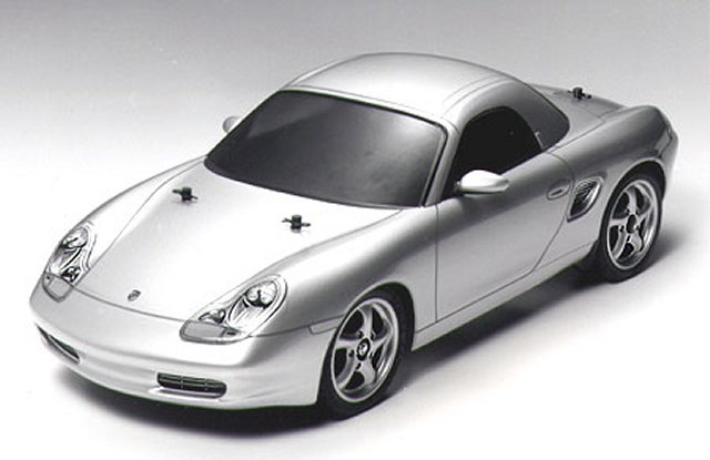 Tamiya Porsche-Boxster