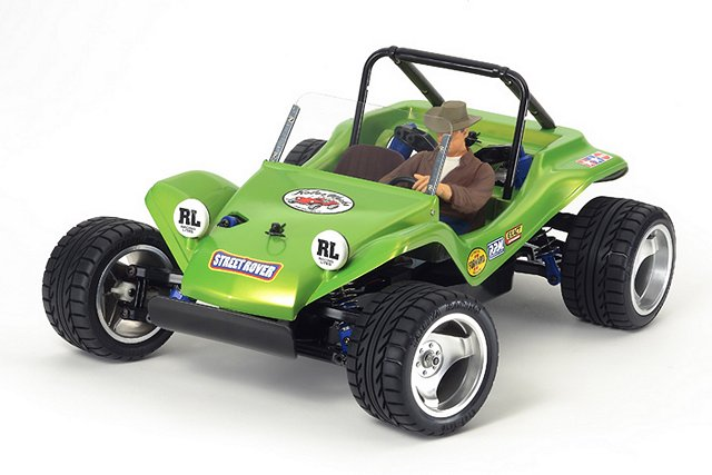 Tamiya Street Rover - #58522 - 1:10 Electric Buggy