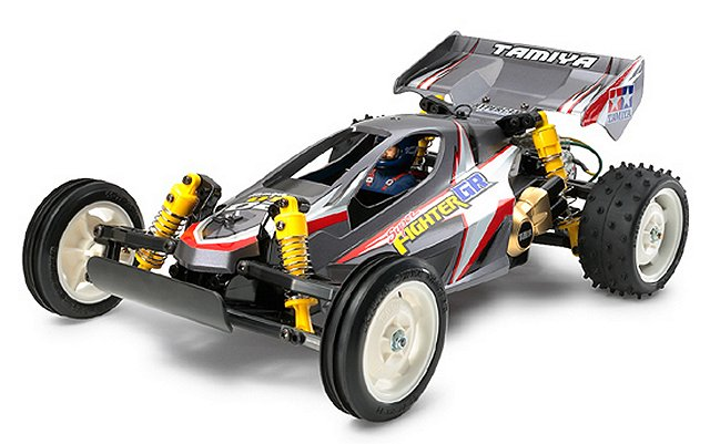 Tamiya Super Fighter GR - #58485 DT02 - 1:10 Electric RC Buggy