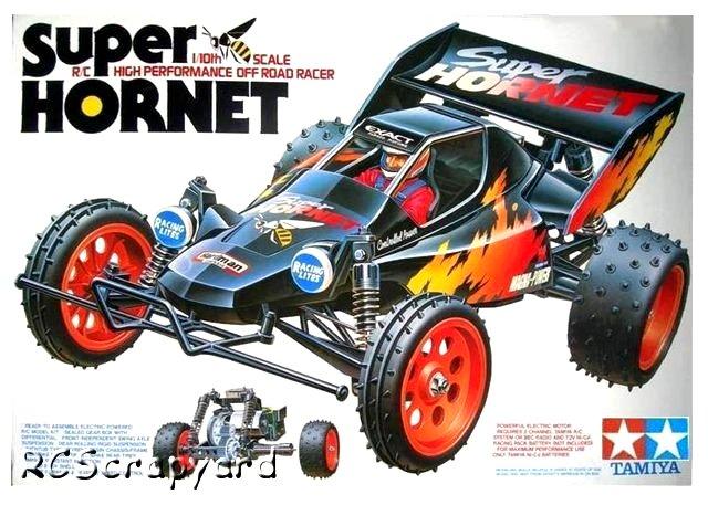 Tamiya Super Hornet - #58124