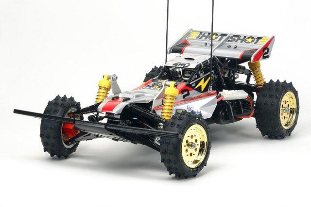 Tamiya Super Hotshot 2012 - #58517 - 1:10 Electric Buggy