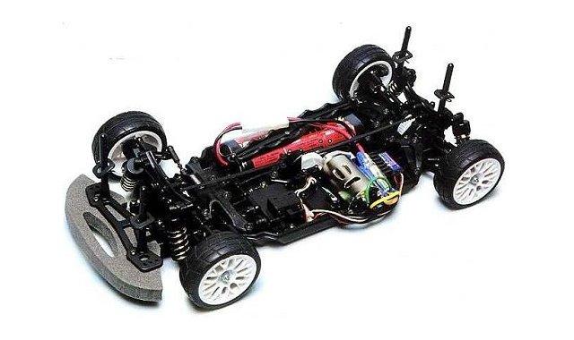 Tamiya TA05 Chassis