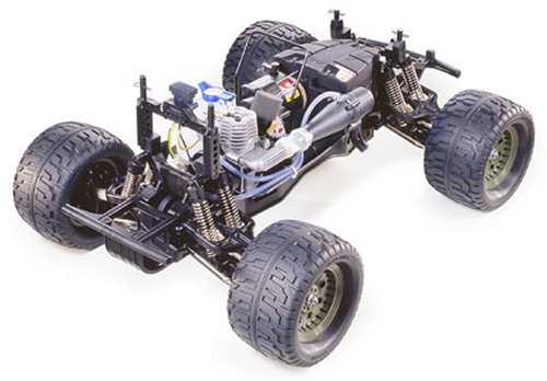 Tamiya TGM-02 Chassis