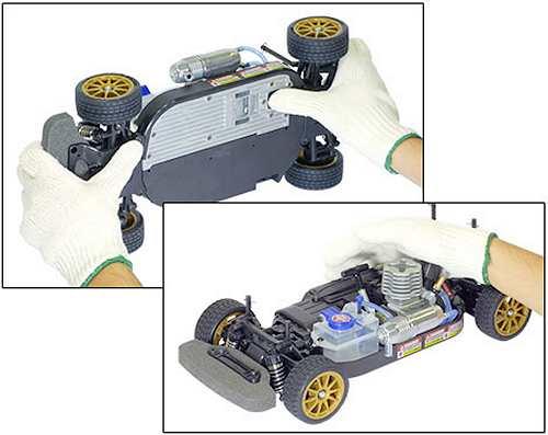 Tamiya TGS Chassis